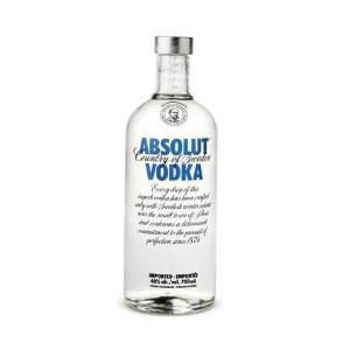 Picture of ABSOLUT VODKA 40% 4500ML MAGNUM