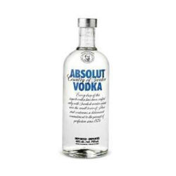 Picture of ABSOLUT VODKA 700ML 40%