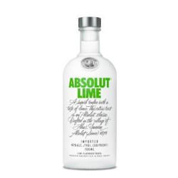 Picture of ABSOLUT VODKA LIME 700ML 40%