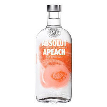Picture of Absolut Vodka APeach 700ml 40%