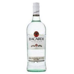 Picture of BACARDI SUPERIOR WHITE RUM 1000ML