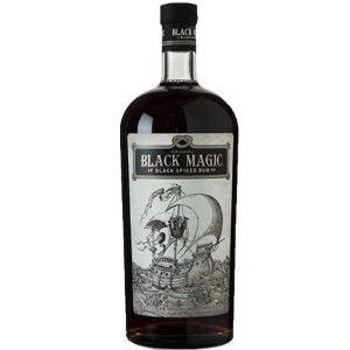 Picture of BLACK MAGIC SPICED RUM 700ML