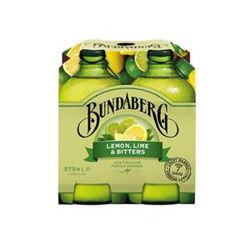 Picture of BUNDABERG LLBITTER 4PK BOTTLES