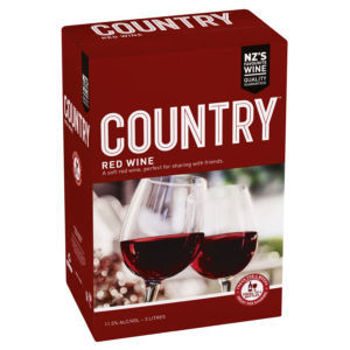 Picture of COUNTRY RED CASK 3L