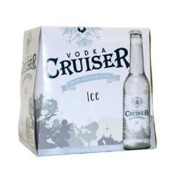 Picture of Cruiser Ice 5% 12 Pack Bottles 275ml