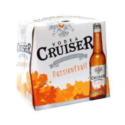 Picture of Cruiser Passionfruit 5% 12 Pack Bottles 275ml
