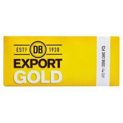 Picture of DB Export Gold 12 Pack Cans 330ml