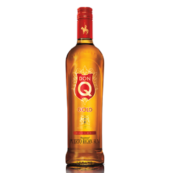 Picture of Don Q Gold Rum 750ml ABV 40%
