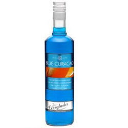 Picture of EVERGLADES BLUE CURACAO 700ML