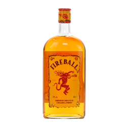 Picture of Fireball Cinnamon Whisky 700ml ABV 33%