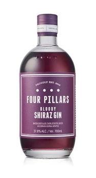 Picture of FOUR PILLARS BLOODY SHIRAZ GIN 37.8% 700ML