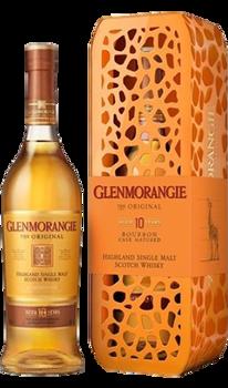 Picture of Glenmorangie 10YO 700ml in Giraffe Tin