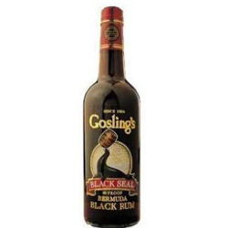 Picture of GOSLINGS BLACK SEAL 151 PROOF 75.5% 700ML