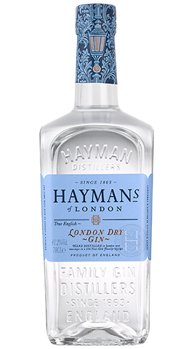 Picture of HAYMANS LONDON GIN 1000ML 40%