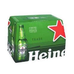 Picture of HEINEKEN 12 Pack Bottles 330ml