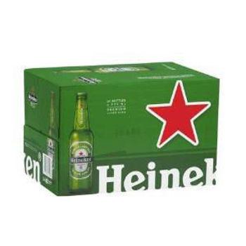 Picture of Heineken 24 Pack Bottles 330ml