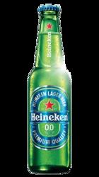 Picture of HEINEKEN ZERO 0.0% 12 Pack Bottles 330ml
