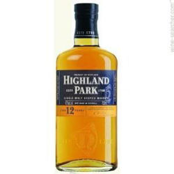 Picture of HIGHLAND PARK ORKNEY 12 YO 700ML