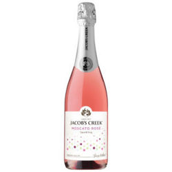 Picture of JACOBS CREEK MOSCATO ROSE 750ML