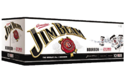 Picture of JIM BEAM ZERO  COLA 330ML 10pk CANS 4.8%