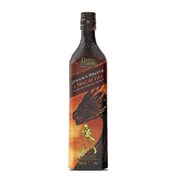 Picture of Johnnie Walker A Song of Fire GOT Edition 700ml ABV 40.8%