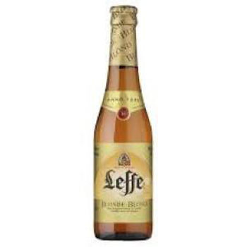 Picture of LEFFE BLOND 24 PACK BOTTLES 330ML