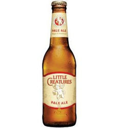 Picture of LITTLE CREATURES PALE ALE 24 PACK BOTTLES 330ML