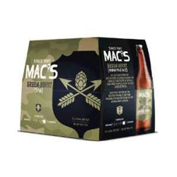 Picture of Macs Green Beret IPA 12 Pack Bottles 330ml
