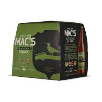 Picture of Mac's HopRocker Pilsner 5% 12pk Btls 330ml