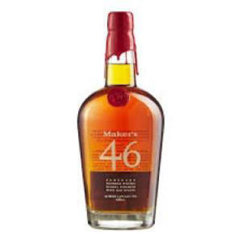Picture of MAKERS 46 SPECIAL BOURBON 750ML 47% ABV