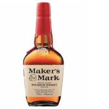 Picture of MAKERS MARK BOURBON 700ML