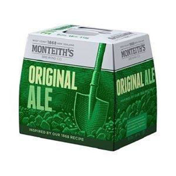 Picture of MONTEITHS ORIGINAL 330ML BOTTLES 12 PACK