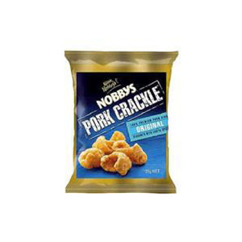 Picture of NOBBYS PORK CRACKLE 25GM