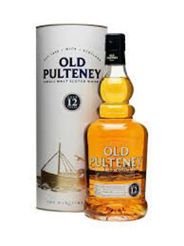 Picture of Old Pulteney 12YR 700ML