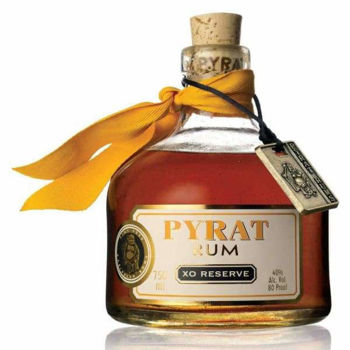 Picture of PYRAT XO RESERVE RUM WOODEN GIFT 750ML