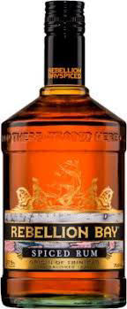 Picture of REBELLION BAY  RUM 37.5% 700ML
