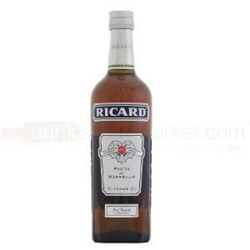 Picture of Ricard Pastis 700ML 45% ABV