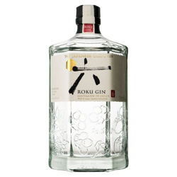 Picture of ROKU JAPANESE CRAFT GIN 43% 700ML