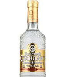 Picture of RUSSIAN STANDARD GOLD Vodka 1000ML