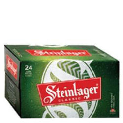 Picture of STEINLAGER CLASSIC 24PK BOTTLES 5% 330ML