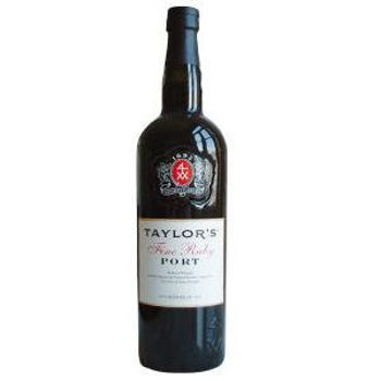 Picture of TAYLORS FINE RUBY PORT 750ML