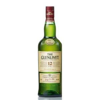 Picture of THE GLENLIVET 12YR 700ML (2xGLASS PACK)