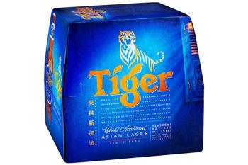 Picture of Tiger Beer 12 Pack Bottles 330ml