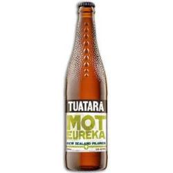 Picture of TUATARA PILSNER 330ML BOTTLES 6 PACK