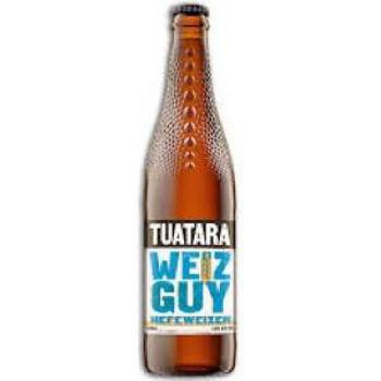 Picture of TUATARA WEIZ GUY HEFE 330 ML BOTTLES 6 PACK