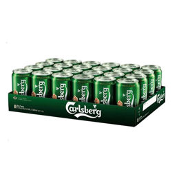 Picture of Carlsberg  24-PK CANS  Extra Big 500 ml (Equal to 36x cans 330ml) Great value (CLARANCE EXPIRY APRIL/2021)