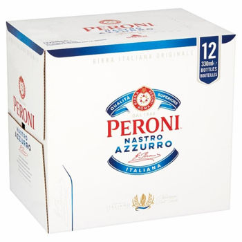 Picture of PERONI 12PK STUBBIES