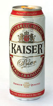 Picture of KAISER 500ML 24PK CANS DATED