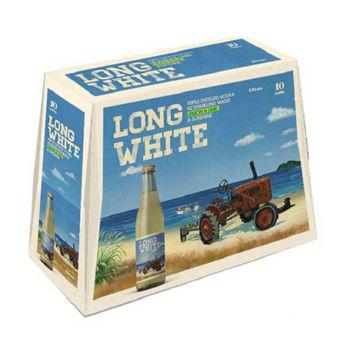Long White Feijoa 10 Pack Bottles 4.8%