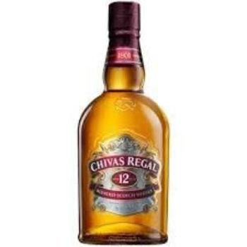 Picture of CHIVAS REGAL 12YR 700ML